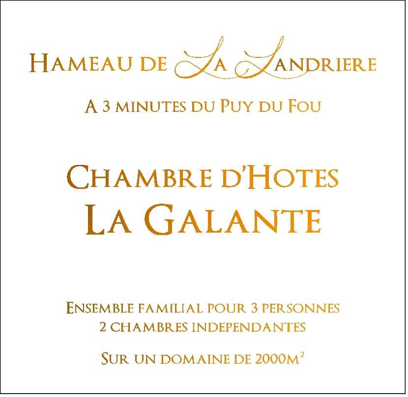 La Charmeuse Chambre d'hôtes Bocage Vendéen